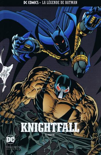 Couverture de l'album DC Comics - La légende de Batman - 22. Knightfall - 3e partie