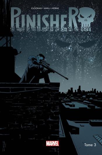 Couverture de l'album Punisher (All-new All-different) - 3. Le roi des rues de New York
