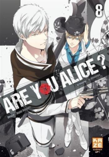 Couverture de l'album Are You Alice? - 8. Tome 8