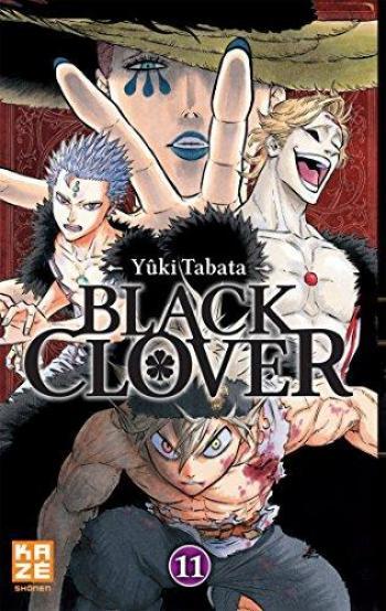 Couverture de l'album Black Clover - 11. Tome 11