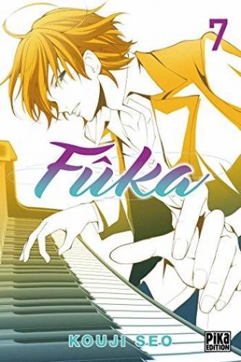 Couverture de l'album Fûka - 7. Tome 7