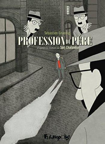 Couverture de l'album Profession du père (One-shot)