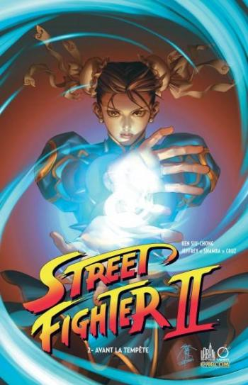 Couverture de l'album Street Fighter II (Urban) - 2. Avant la tempête