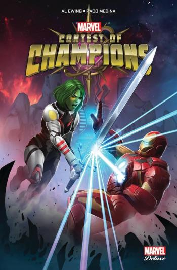 Couverture de l'album Contest of Champions (One-shot)