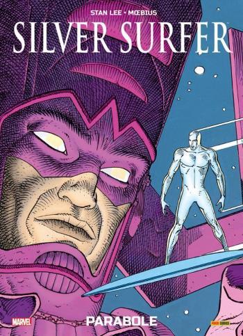Couverture de l'album Silver Surfer - Parabole (One-shot)