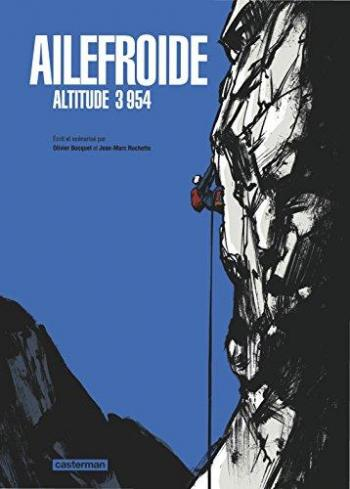 Couverture de l'album Ailefroide - Altitude 3 954 (One-shot)