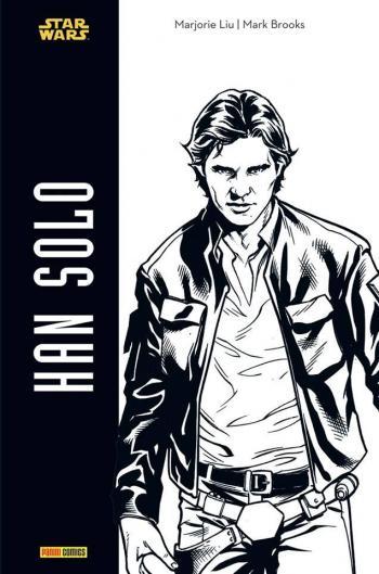Couverture de l'album Star Wars - Han Solo (One-shot)