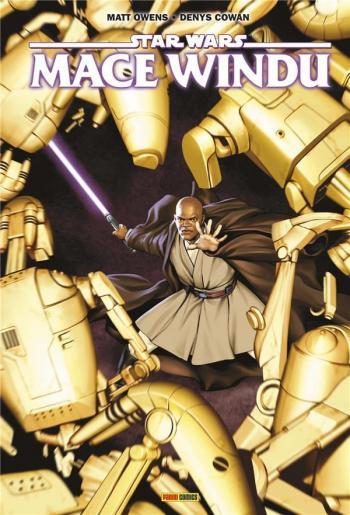 Couverture de l'album Star Wars -22 - Mace Windu (One-shot)