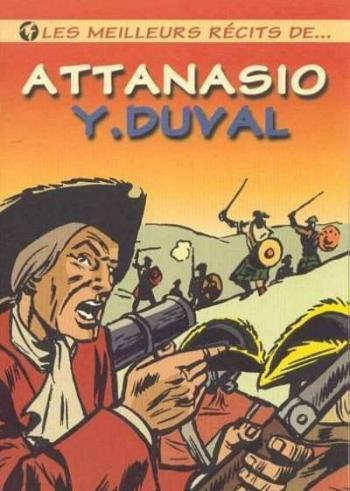 Couverture de l'album Les Meilleurs Récits de... - 1. Attanasio/Duval