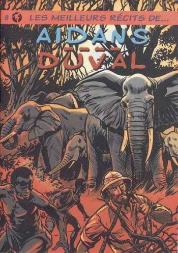 Couverture de l'album Les Meilleurs Récits de... - 8. Aidans/Duval