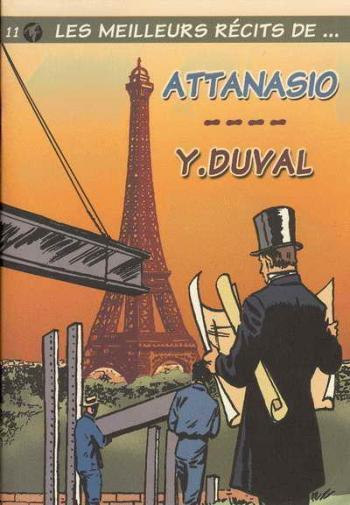 Couverture de l'album Les Meilleurs Récits de... - 11. Attanasio/Duval