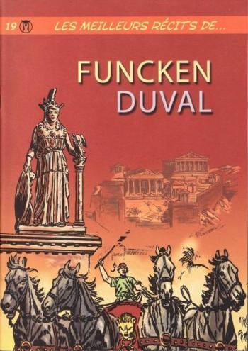 Couverture de l'album Les Meilleurs Récits de... - 19. Funcken/Duval
