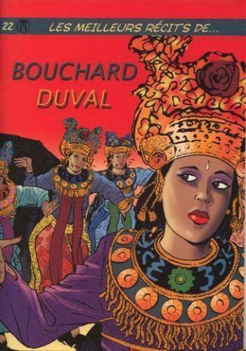 Couverture de l'album Les Meilleurs Récits de... - 22. Bouchard