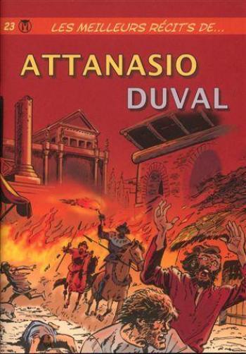 Couverture de l'album Les Meilleurs Récits de... - 23. Attanasio/Duval