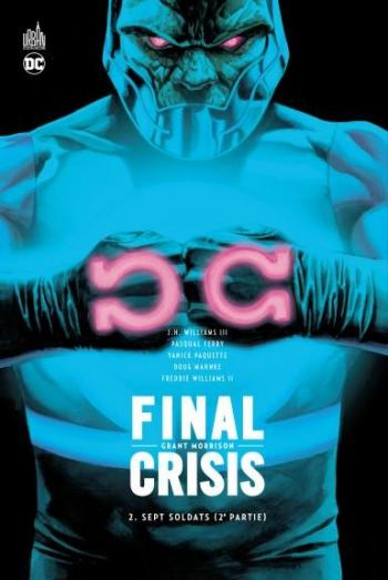 Couverture de l'album Final Crisis - 2. Sept soldats (2e partie)