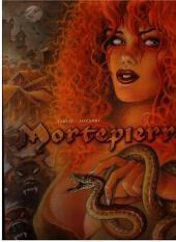 Couverture de l'album Mortepierre - COF. Mortepierre - Coffret Tomes 1 à 3