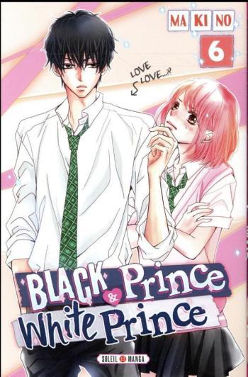 Couverture de l'album Black Prince & White Prince - 6. Tome 6