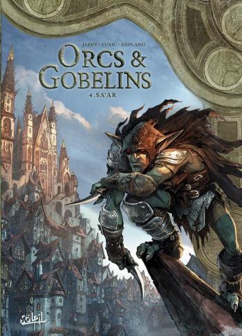 Couverture de l'album Orcs et Gobelins - 4. SA'AR