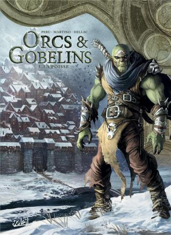 Couverture de l'album Orcs et Gobelins - 5. La Poisse