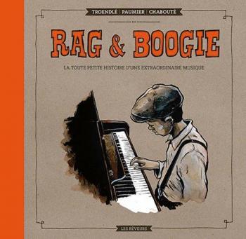 Couverture de l'album Rag & Boogie (One-shot)