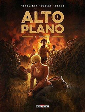 Couverture de l'album Alto Plano - 2. Brésil