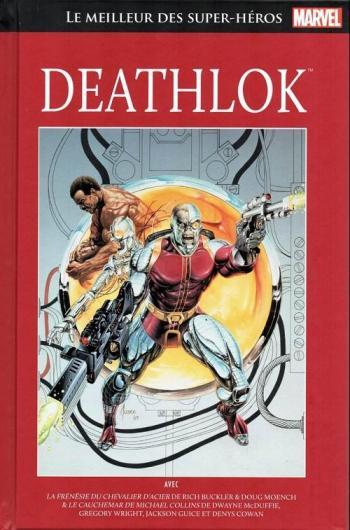 Couverture de l'album Marvel - Le meilleur des super-héros - 92. Deathlok