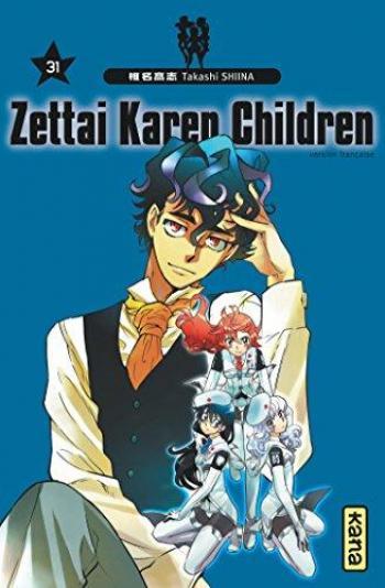 Couverture de l'album Zettai Karen Children - 31. Tome 31