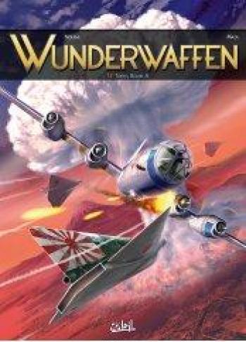 Couverture de l'album Wunderwaffen - 13. Tokyo, Bomb A
