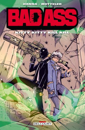 Couverture de l'album Bad Ass - HS. Kitty Kitty Kill Kill