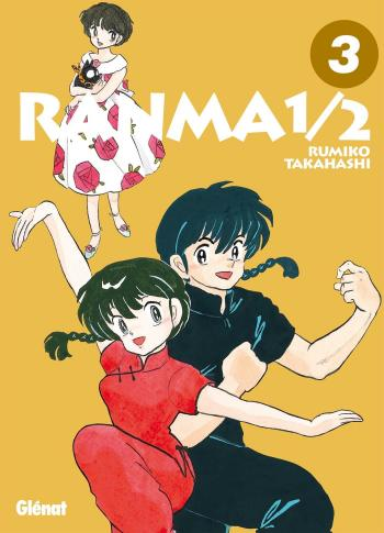 Couverture de l'album Ranma 1/2 (Édition Originale) - 3. Tome 3