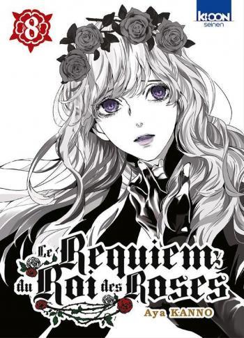 Couverture de l'album Le Requiem du roi des roses - 8. Tome 8