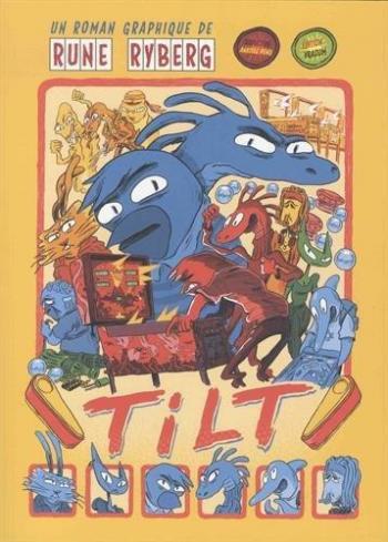 Couverture de l'album Tilt (One-shot)