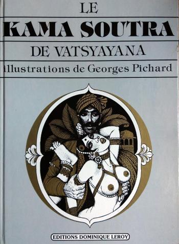 Couverture de l'album Le Kama Soutra de Vatsyayana (One-shot)