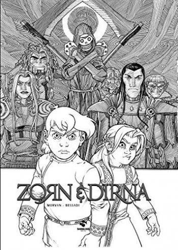 Couverture de l'album Zorn & Dirna - INT. Zorn et Dirna INT N&B