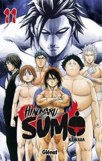 Couverture de l'album Hinomaru Sumo - 11. Kunitsuna Onimaru contre Yasutsuna Dôjikiri