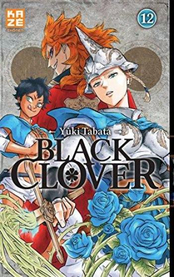 Couverture de l'album Black Clover - 12. Tome 12