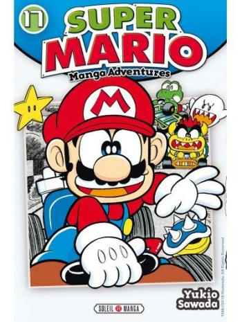 Couverture de l'album Super Mario - Manga Adventures - 17. Tome 17