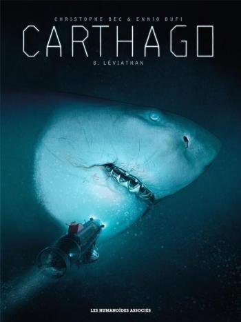 Couverture de l'album Carthago - 8. Léviathan