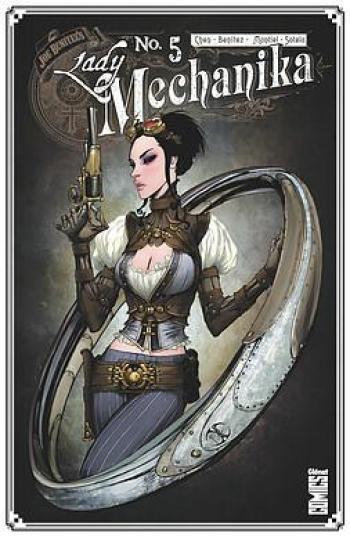 Couverture de l'album Lady Mechanika - 5. La machine à assassiner