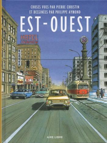 Couverture de l'album Est-Ouest (One-shot)