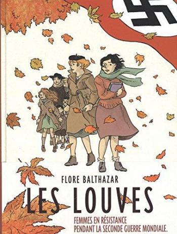 Couverture de l'album Les Louves (One-shot)