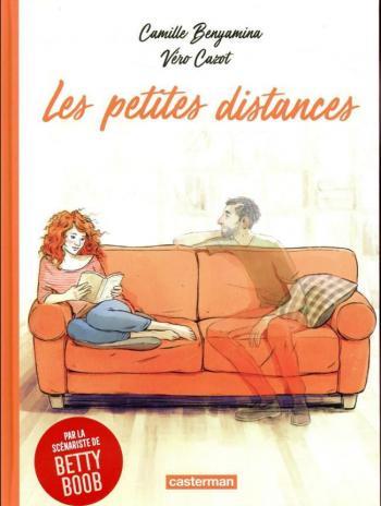 Couverture de l'album Les petites distances (One-shot)