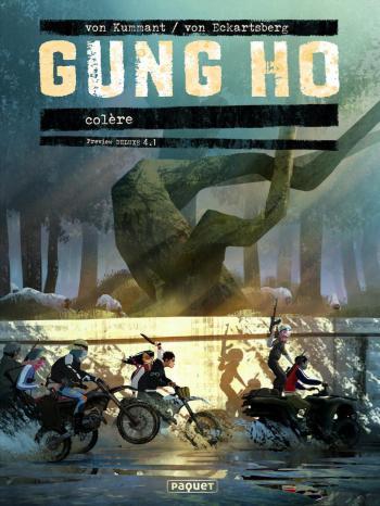 Couverture de l'album Gung Ho - 7. Colère 4.1