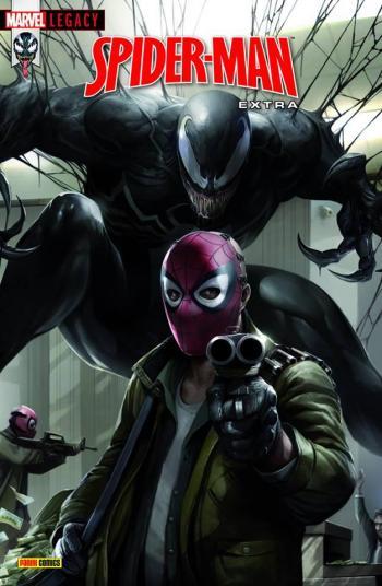 Couverture de l'album Marvel Legacy : Spider-Man Extra - 1. A fleur de peau
