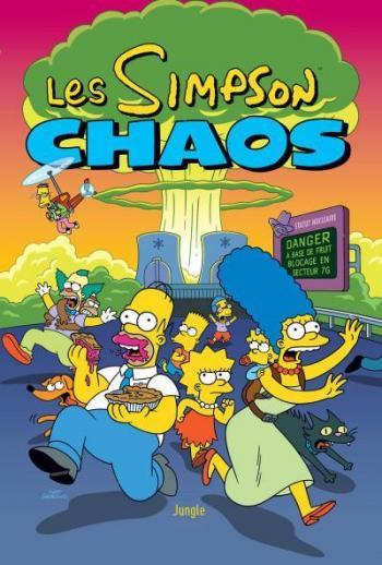 Couverture de l'album Les Simpson (Jungle) - 35. Chaos