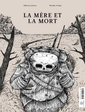 Couverture de l'album La mère et la mort / Le Départ (One-shot)