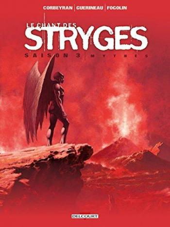 Couverture de l'album Le Chant des Stryges - 18. Mythes