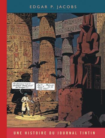 Couverture de l'album Blake et Mortimer (Blake et Mortimer) - HS. Le Mystère de la Grande Pyramide T2