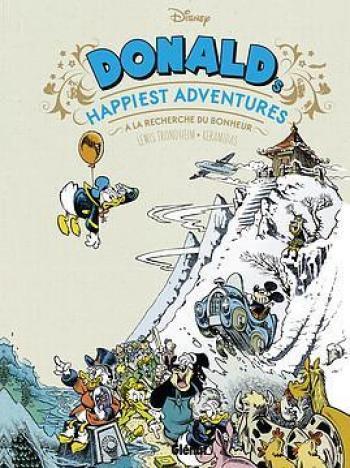 Couverture de l'album Donald's Happiest Adventures (One-shot)