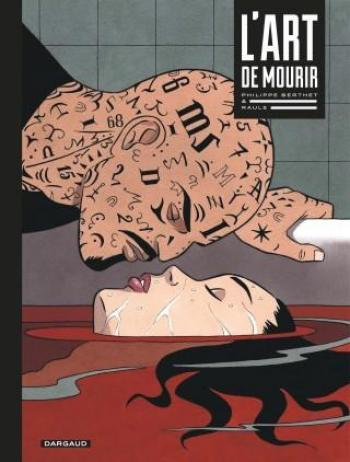 Couverture de l'album L'Art de mourir (One-shot)